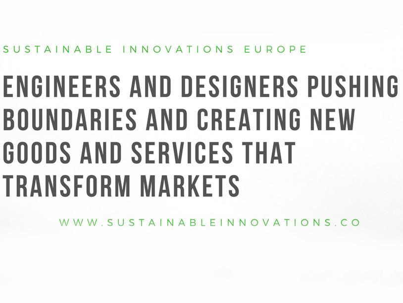 Sustainable Innovations